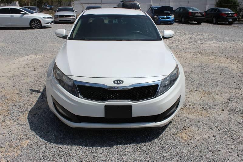 2012 Kia Optima for sale at QUALITY AUTOMOTIVE in Mobile AL