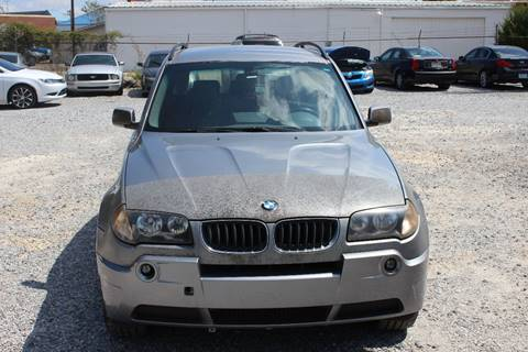 2004 BMW X3 for sale at QUALITY AUTOMOTIVE in Mobile AL