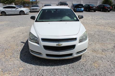 2009 Chevrolet Malibu for sale at QUALITY AUTOMOTIVE in Mobile AL