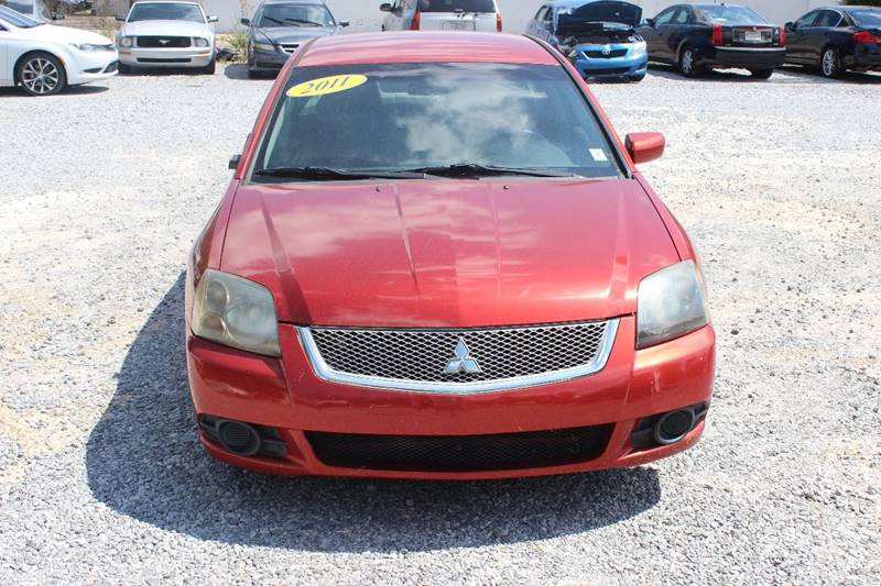 2011 Mitsubishi Galant for sale at QUALITY AUTOMOTIVE in Mobile AL
