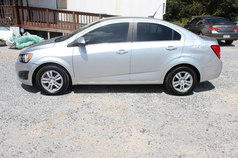 2014 Chevrolet Sonic for sale at QUALITY AUTOMOTIVE in Mobile AL