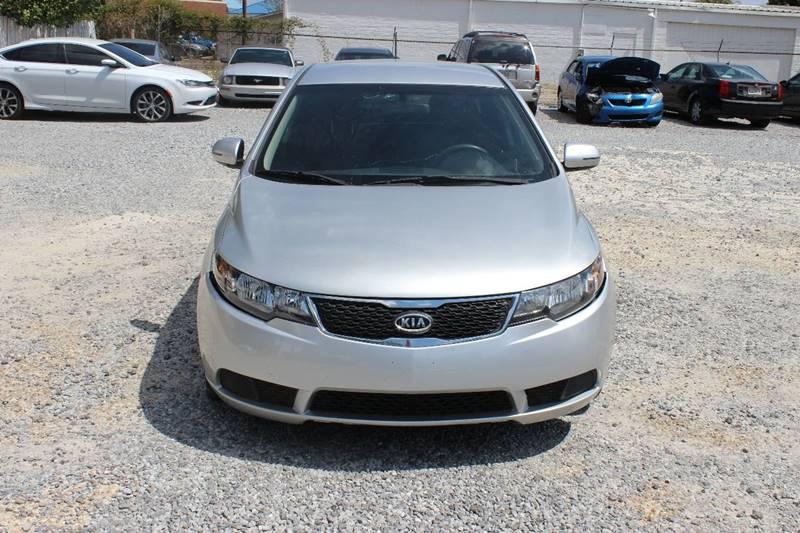2013 Kia Forte5 for sale at QUALITY AUTOMOTIVE in Mobile AL