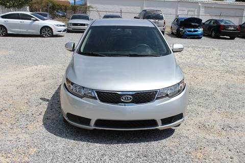 2013 Kia Forte5 for sale at QUALITY AUTOMOTIVE in Mobile AL