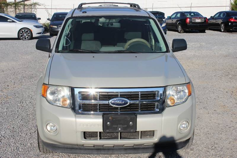 2009 Ford Escape for sale at QUALITY AUTOMOTIVE in Mobile AL