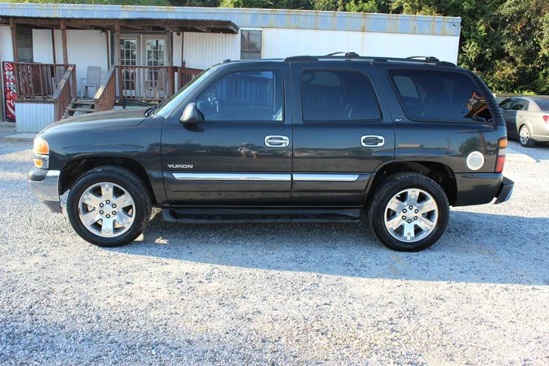 2004 GMC Yukon for sale at QUALITY AUTOMOTIVE in Mobile AL