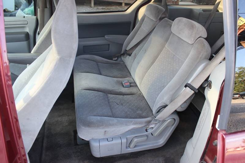 2007 Ford Freestar for sale at QUALITY AUTOMOTIVE in Mobile AL