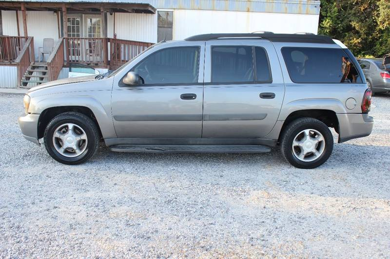 2005 Chevrolet TrailBlazer EXT for sale at QUALITY AUTOMOTIVE in Mobile AL