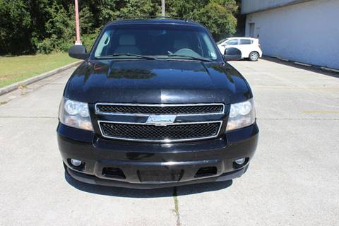 2007 Chevrolet Suburban for sale at QUALITY AUTOMOTIVE in Mobile AL