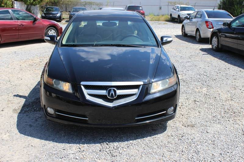 Acura TL In Mobile AL QUALITY AUTOMOTIVE - 2007 acura tl for sale