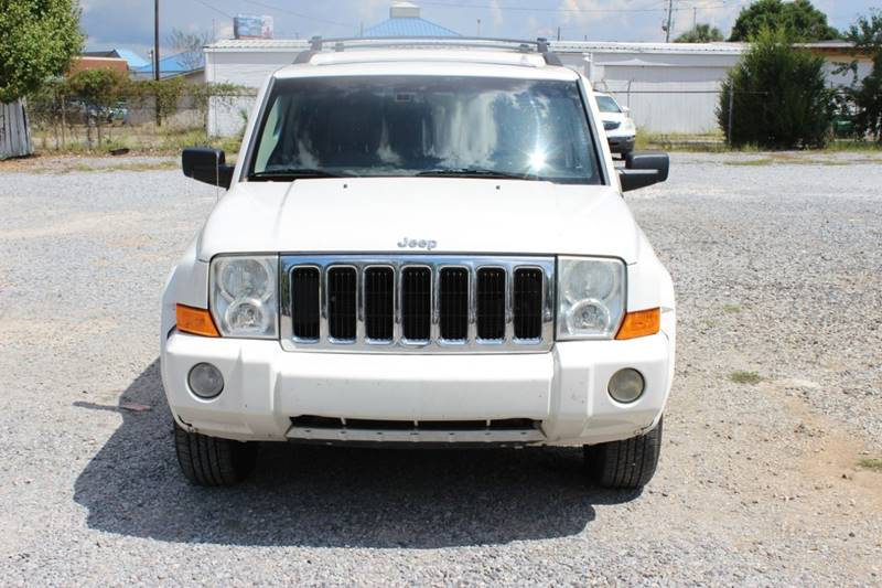 2006 Jeep Commander For Sale At QUALITY AUTOMOTIVE In Mobile AL