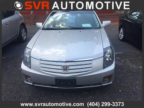 2007 Cadillac CTS for sale in Decatur, GA