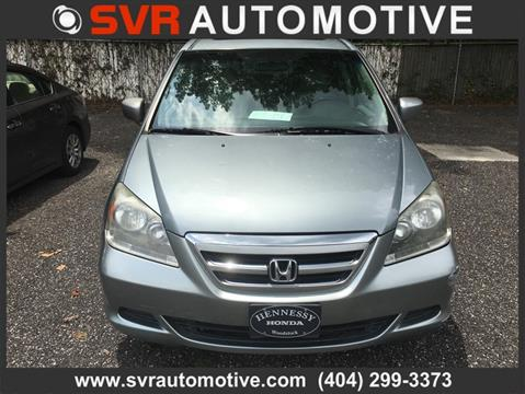 2007 Honda Odyssey for sale in Decatur, GA