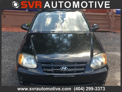 2004 Hyundai Accent for sale in Decatur, GA