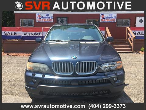 2005 BMW X5 for sale in Decatur GA