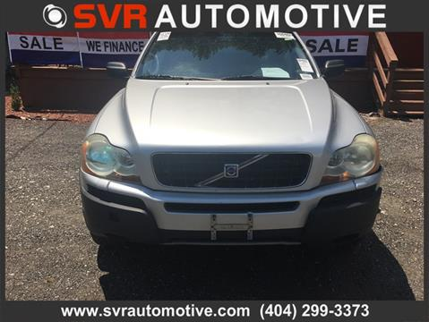 2004 Volvo XC90 for sale in Decatur, GA