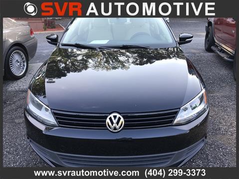 2012 Volkswagen Jetta for sale in Decatur, GA