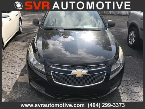2012 Chevrolet Cruze for sale in Decatur, GA