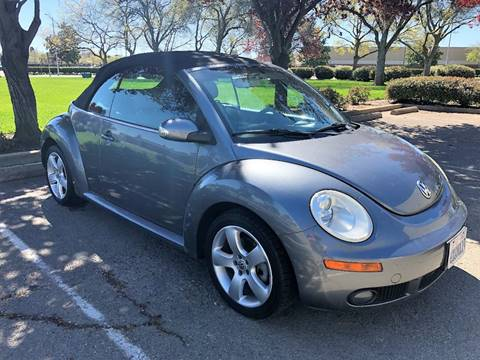 2007 Volkswagen New Beetle for sale at Sams Auto Sales in North Highlands CA