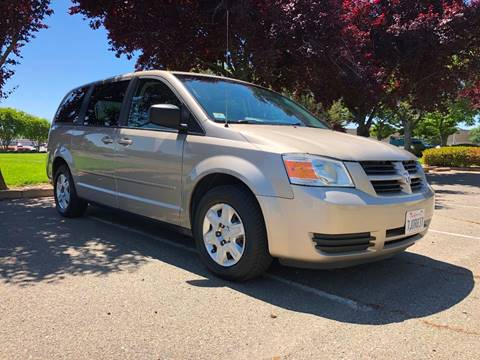 2009 Dodge Grand Caravan for sale at Sams Auto Sales in North Highlands CA