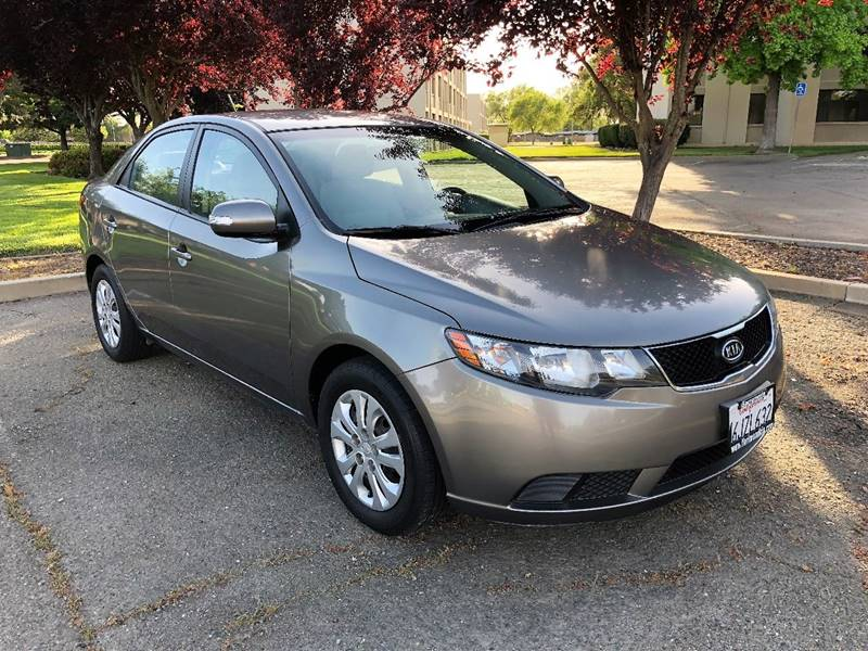 2010 Kia Forte for sale at Sams Auto Sales in North Highlands CA