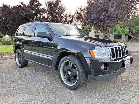 2005 Jeep Grand Cherokee for sale at Sams Auto Sales in North Highlands CA