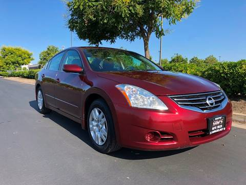 2010 Nissan Altima for sale at Sams Auto Sales in North Highlands CA