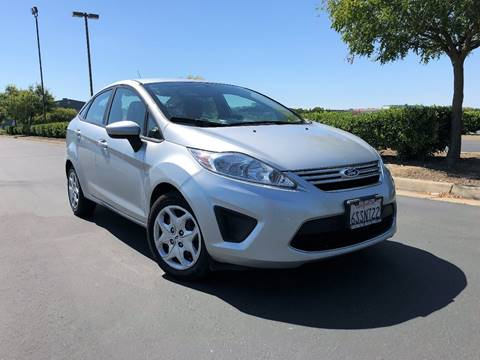 2011 Ford Fiesta for sale at Sams Auto Sales in North Highlands CA