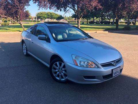 2006 Honda Accord for sale at Sams Auto Sales in North Highlands CA