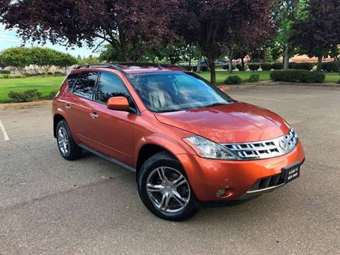 2005 Nissan Murano for sale at Sams Auto Sales in North Highlands CA