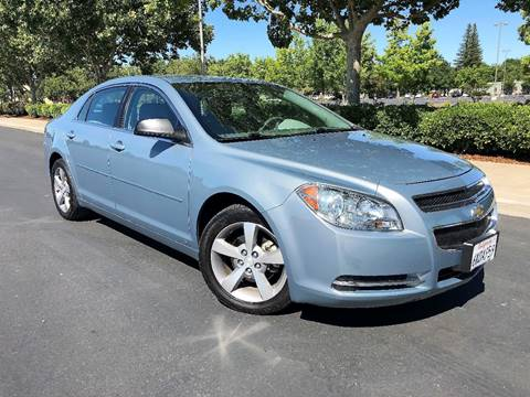 2009 Chevrolet Malibu for sale at Sams Auto Sales in North Highlands CA