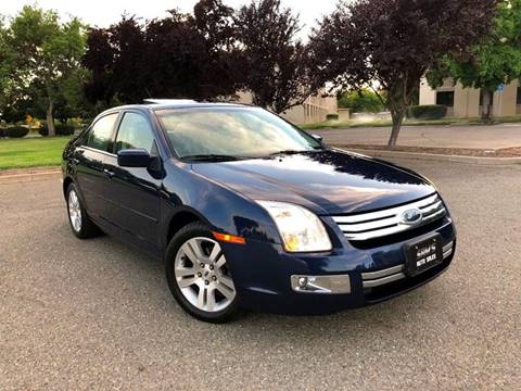 2007 Ford Fusion for sale at Sams Auto Sales in North Highlands CA