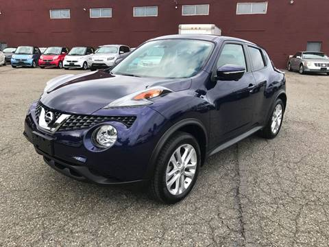 2015 Nissan JUKE for sale in Bloomfield, NJ