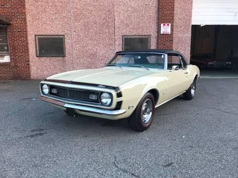 1968 Chevrolet Camaro for sale in Bloomfield, NJ