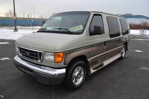 2005 Ford E 150 For Sale In Bloomfield NJ