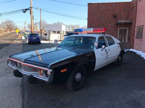 1973 Dodge Coronet for sale at JMAC IMPORT AND EXPORT STORAGE WAREHOUSE in Bloomfield NJ