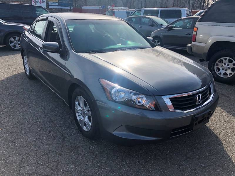 2008 Honda Accord For Sale At JMAC IMPORT AND EXPORT   STORAGE FACILITY In Bloomfield  NJ
