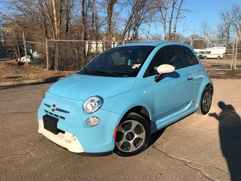 used fiat 500e for sale in new jersey - carsforsale®