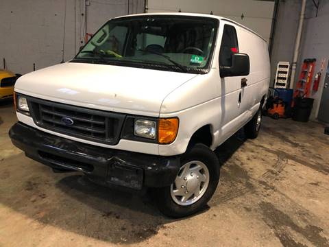 2006 Ford E-Series Cargo for sale in Bloomfield, NJ