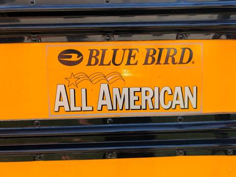 2004 Blue Bird All American / All Canadian
