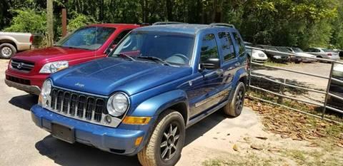 2005 Jeep Liberty for sale in Theodore, AL