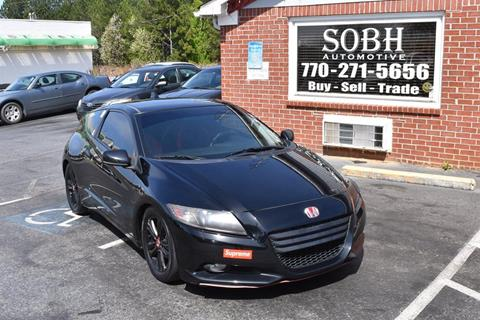 2011 Honda CR-Z for sale in Suwanee, GA