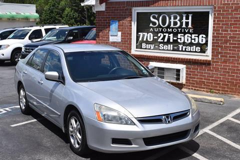 2006 Honda Accord for sale in Suwanee, GA