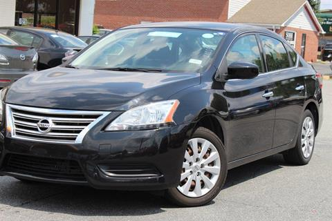 2014 Nissan Sentra for sale in Suwanee, GA