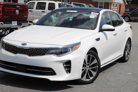 2016 Kia Optima for sale in Suwanee, GA
