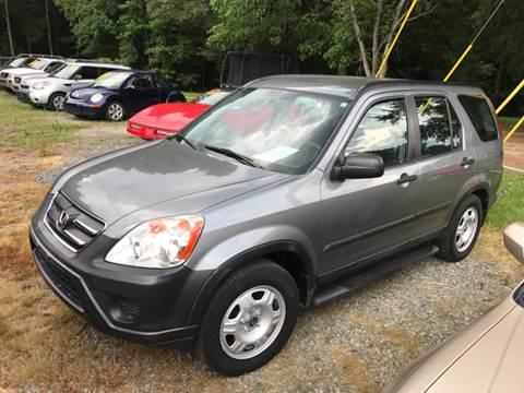 2006 Honda CR-V for sale at Locust Auto Imports in Locust NC