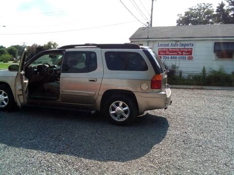 2004 GMC Envoy XL for sale at Locust Auto Imports in Locust NC