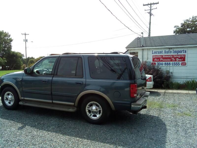 2002 Ford Expedition for sale at Locust Auto Imports in Locust NC