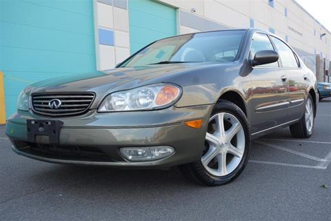 2002 Infiniti I35 for sale in Chantilly VA