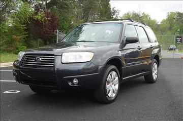 2008 Subaru Forester for sale in Chantilly, VA