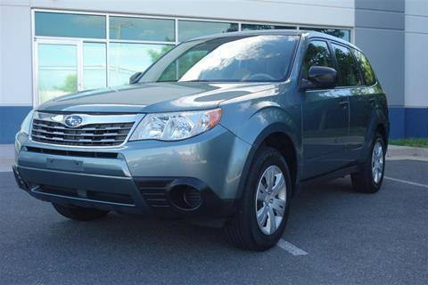 2009 Subaru Forester for sale in Chantilly VA